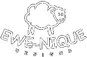 Ewe-nique Designs Logo